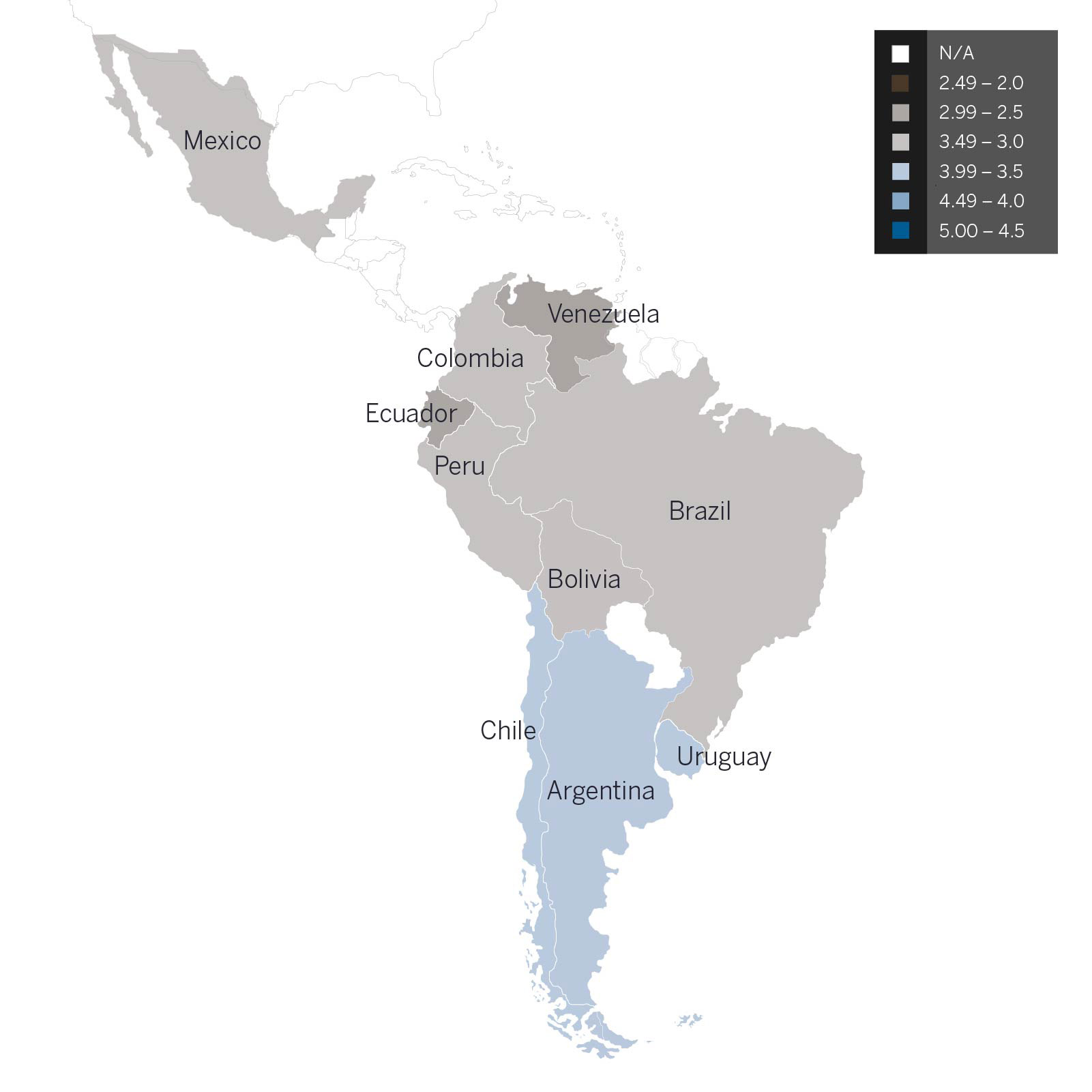 Latin America: World Regions: Global Philanthropy ...