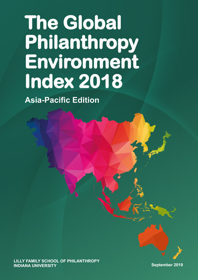 Global Philanthropy Environment Index - Asia-Pacific Edition